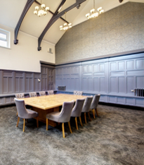 Boardroom for hire at The clervaux Exchange