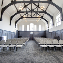 The Grand Chamber. Great for presentations, annual events and more...